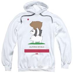 We Bare Bears - Mens Cali Stack Pullover Hoodie