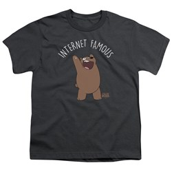 We Bare Bears - Youth Internet Famous T-Shirt