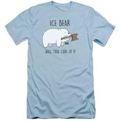 We Bare Bears - Mens Take Care Of It Slim Fit T-Shirt