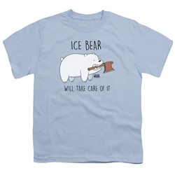 We Bare Bears - Youth Take Care Of It T-Shirt