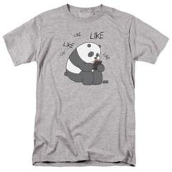 We Bare Bears - Mens Like Like Like T-Shirt