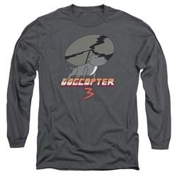 Steven Universe - Mens Dogcopter 3 Long Sleeve T-Shirt