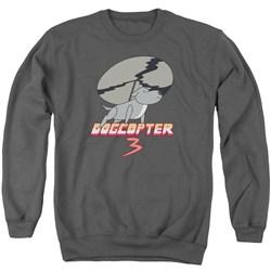Steven Universe - Mens Dogcopter 3 Sweater