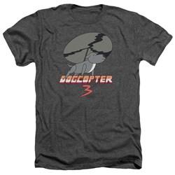 Steven Universe - Mens Dogcopter 3 Heather T-Shirt