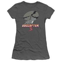 Steven Universe - Juniors Dogcopter 3 T-Shirt