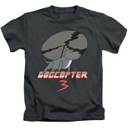 Steven Universe - Youth Dogcopter 3 T-Shirt