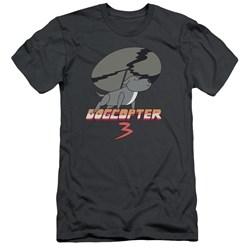 Steven Universe - Mens Dogcopter 3 Slim Fit T-Shirt