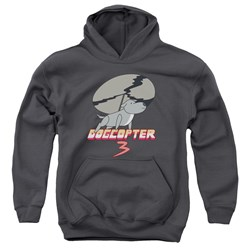 Steven Universe - Youth Dogcopter 3 Pullover Hoodie