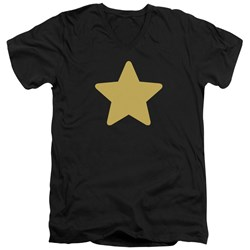 Steven Universe - Mens Greg Star V-Neck T-Shirt