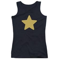Steven Universe - Juniors Greg Star Tank Top