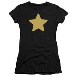 Steven Universe - Juniors Greg Star Premium Bella T-Shirt
