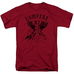 Adventure Time - Mens Vampire Hunter T-Shirt