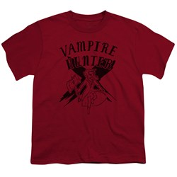 Adventure Time - Youth Vampire Hunter T-Shirt