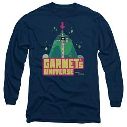 Steven Universe - Mens Garnets Universe Long Sleeve T-Shirt