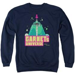 Steven Universe - Mens Garnets Universe Sweater