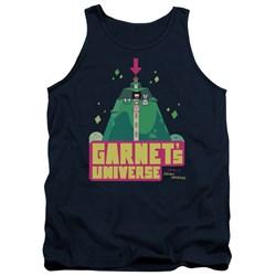 Steven Universe - Mens Garnets Universe Tank Top