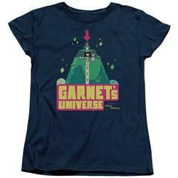 Steven Universe - Womens Garnets Universe T-Shirt