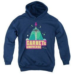 Steven Universe - Youth Garnets Universe Pullover Hoodie
