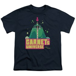 Steven Universe - Youth Garnets Universe T-Shirt