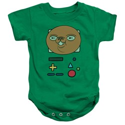 Adventure Time - Toddler Bmo Mask Onesie