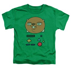 Adventure Time - Toddlers Bmo Mask T-Shirt