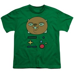 Adventure Time - Youth Bmo Mask T-Shirt