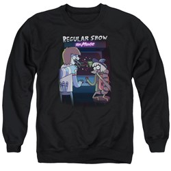 Regular Show - Mens Rs The Movie Sweater