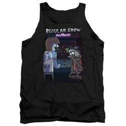 Regular Show - Mens Rs The Movie Tank Top