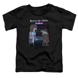 Regular Show - Toddlers Rs The Movie T-Shirt