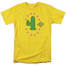Clarence - Mens Freedom Cactus T-Shirt