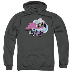 Powerpuff Girls - Mens I Am Bad I Am Evil Pullover Hoodie