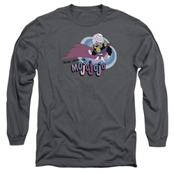 Powerpuff Girls - Mens I Am Bad I Am Evil Long Sleeve T-Shirt
