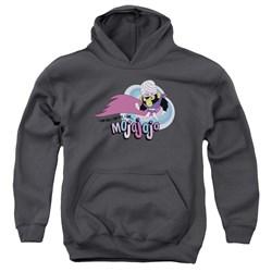 Powerpuff Girls - Youth I Am Bad I Am Evil Pullover Hoodie