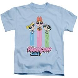 Powerpuff Girls - Youth The Girls Fly T-Shirt