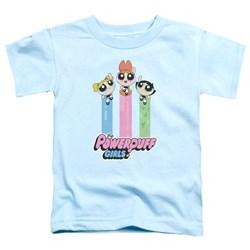 Powerpuff Girls - Toddlers The Girls Fly T-Shirt