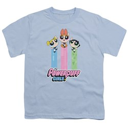 Powerpuff Girls - Youth The Girls Fly T-Shirt