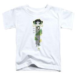Powerpuff Girls - Toddlers Buttercup Streak T-Shirt