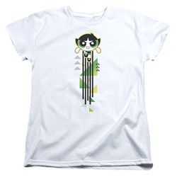 Powerpuff Girls - Womens Buttercup Streak T-Shirt