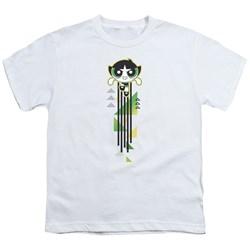 Powerpuff Girls - Youth Buttercup Streak T-Shirt