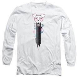 Powerpuff Girls - Mens Bubbles Streak Long Sleeve T-Shirt