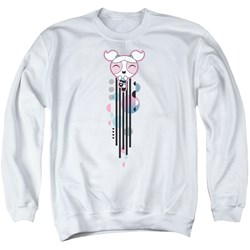 Powerpuff Girls - Mens Bubbles Streak Sweater
