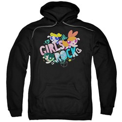 Powerpuff Girls - Mens Girls Rock Pullover Hoodie