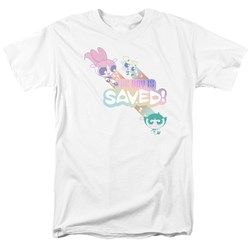 Powerpuff Girls - Mens The Day Is Saved T-Shirt