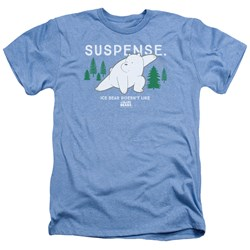 We Bare Bears - Mens Suspense Heather T-Shirt