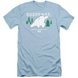 We Bare Bears - Mens Suspense Slim Fit T-Shirt