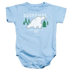 We Bare Bears - Toddler Suspense Onesie