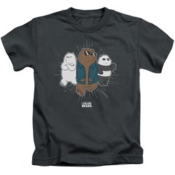 We Bare Bears - Youth Jacket T-Shirt
