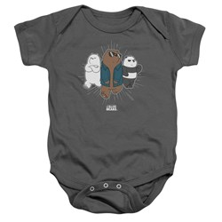 We Bare Bears - Toddler Jacket Onesie