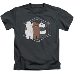 We Bare Bears - Youth Selfie T-Shirt