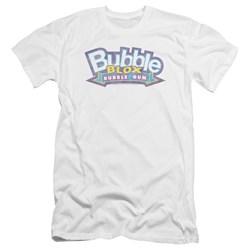 Dubble Bubble - Mens Bubble Blox Premium Slim Fit T-Shirt
